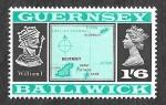 Sellos de Europa - Reino Unido -  18 - Isabel II y....