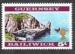 Stamps United Kingdom -  21 - Isabel II y....