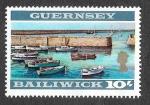 Stamps United Kingdom -  22 - Isabel II y....