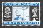 Stamps United Kingdom -  42 - Isabel II y....