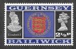 Stamps United Kingdom -  45 - Isabel II y....