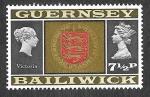 Stamps United Kingdom -  51 - Isabel II y....