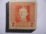 Sellos de Europa - Austria -  Emperador Karl I -Serie:Emperador Karl I - Correo Militar K.u.K - Austria-Oficinas en el Exterior y