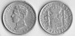 monedas de Europa - España -  2 Pesetas