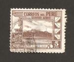 Stamps Peru -  INTERCAMBIO