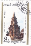 Sellos del Mundo : Europa : Laos : MONUMENTO
