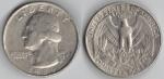 monedas del Mundo : America : Estados_Unidos :  Quarter Washington