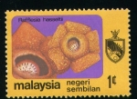 Sellos de Asia - Malasia -  Negeri Sembilan