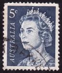 Stamps Oceania - Australia -  Isabel ll