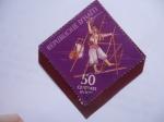 Stamps : America : Haiti :  Historia de la Isla de la Tortugas