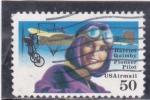 Sellos del Mundo : America : Estados_Unidos : PIONERA DE LA AVIACIÓN-HARRIET QUIMBY