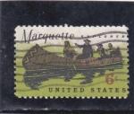 Stamps : America : United_States :  EXPLORADORES