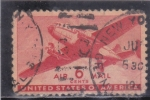 Sellos del Mundo : America : Estados_Unidos : AVION
