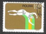 Sellos de Europa - Polonia -  2084 - VI Campeonato Europeo de Atletismo