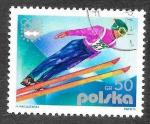 Stamps Poland -  2137 -  XII JJOO de Invierno