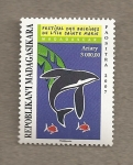 Stamps Africa - Madagascar -  Festival de las ballenas