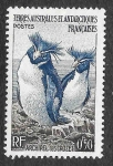 Stamps Europe - French Southern and Antarctic Lands -  2 - Pinguinos Rockhopper