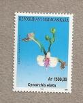 Stamps Africa - Madagascar -  Orquideas de Madagascar