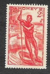 Sellos de Europa - Francia -  113 - Nativo (COLONIA FRANCESA)
