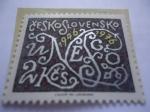 Stamps : Europe : Czechoslovakia :  30 Aniversario de la UNESCO, 1946-1976 -
