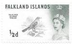Sellos del Mundo : Europa : Reino_Unido : aves de Malvinas