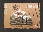 Sellos del Mundo : Europa : Malta :  RESERVADO HECTOR BLAZ