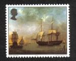 Sellos del Mundo : Europa : Reino_Unido : Pinturas