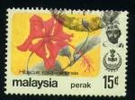 Stamps Asia - Malaysia -  perak
