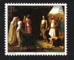 Sellos del Mundo : Europa : Reino_Unido : Pinturas de Ouless Walter