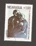Sellos del Mundo : America : Nicaragua : ARTE