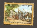Stamps Nicaragua -  ILUSTRACION
