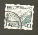 Sellos de America - Chile -  INTERCAMBIO