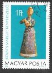 Stamps Hungary -  2554 - Cerámica