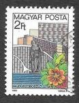 Stamps : Europe : Hungary :  2828 - Turismo
