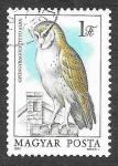 Stamps : Europe : Hungary :  2888 - Búho