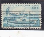 Stamps : America : United_States :  EXPLORACIÓN ARTICO