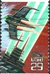 Stamps United States -  EXPLORACIÓN  ESPACIAL.  Scott 2744.