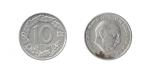 monedas del Mundo : Europa : España :  10 centimos