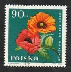 Stamps : Europe : Poland :  1399 - Flor