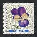 Stamps : Europe : Poland :  1639 - Flor