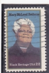 Stamps : America : United_States :  MARY MCLEOD BETHUNE
