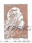 Sellos de Europa - Francia -  Básica