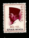 Stamps Indonesia -  INTERCAMBIO