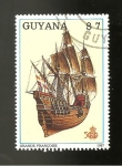 Sellos del Mundo : America : Guyana : INTERCAMBIO