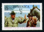 Stamps America - Dominica -  Centenario