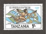 Sellos del Mundo : Africa : Tanzania : INTERCAMBIO