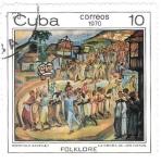 Sellos de America - Cuba -  PINTURA