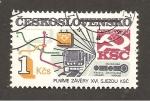 sello : Europa : Checoslovaquia : RESERVADO CARLOS RODENAS