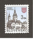 Stamps  -  -  ESLOVAQUIA INTERCAMBIO