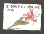 Sellos del Mundo : Africa : Santo_Tomé_y_Principe : FAUNA